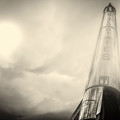 Mercury-redstone Launch Vehicle 7 by Bob Orsillo