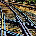 Merging Tracks by Garry Gay
