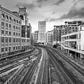 Merging Tracks by Shawn Williams
