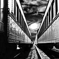 Merging Trains by Blake Richards