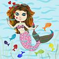 Mermaid  by Abira Bose