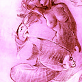 Mermaid And Fish by Patrick McClintock