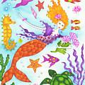 Mermaid by Barbara Leonard