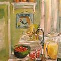 Mermaid In The Kitchen by Susan Elizabeth Jones
