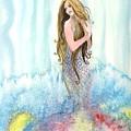 Mermaid In The Mist by Kim Sutherland Whitton