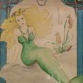 Mermaid by Jan Marie