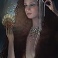 Mermaid by Jane Whiting Chrzanoska