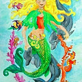 Mermaid by Jenni Walford