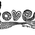 Mermaid Love by Monique Faella