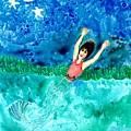 Mermaid Metamorphosis by Sushila Burgess