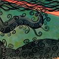 Mermaid Under The Sea by Helen Gerro