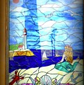 Mermaid Window  by Susan Garren