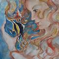 Mermaids Kiss by Charme Curtin