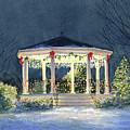 Merry And  Bright II by Vikki Bouffard