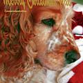 Merry Christmas Art 30 by Miss Pet Sitter