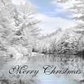 Merry Christmas - Lykens Reservoir by Lori Deiter