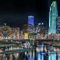 Merry Christmas Omaha by Susan Rissi Tregoning