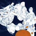 Merry-go-round by Bodhi