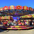 Merry-go-round by Don Pedro DE GRACIA
