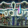 Merry-go-round by Kristofer M Johnson