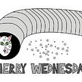 Merry Wednesday by Lenka Rottova