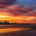 Mersey Sunrise by Peter OReilly