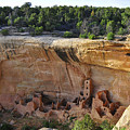 Mesa Dwelling by Skip Hunt