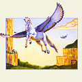 Mesa Pegasus by Melissa A Benson