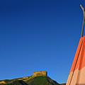 Mesa Teepee by Skip Hunt