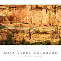 Mesa Verde Colorado Gallery Series Collection by David Ross