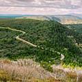 Mesa Verde Park Overlook II by Joan Carroll