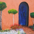Mesilla Door by Betty-Anne McDonald