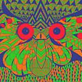 Mesmerizing Owl by Goyo Angulo