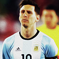 Messi #23 By Nixo by Never Say Never