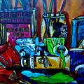 Messy Paints by Patti Schermerhorn