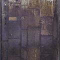 Metal Door by Herman Robert