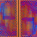 Metal Panel Abstract by Tom Janca