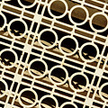 Metal Pattern by Cate Franklyn