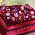 Metal Treasures by Emily Michaud