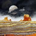 Metallic Desert by Spacefrog Designs