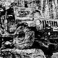 Metallic Jeep Jku Wrangler by Luke Moore