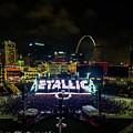 Metallica In Stl by Dillon Turner