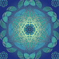 Metatrons Cube by Vanda Sucheston Hughes
