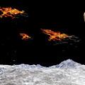 Meteoritos by Angel Jesus De la Fuente