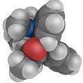Methadone Molecule by Laguna Design