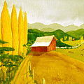 Methow Gold by Buster Dight