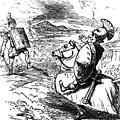 Metius Aggravating Titus Manlius by Leech John