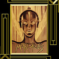 Metropolis - Frame 5 by Chuck Staley
