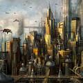 Metropolis by Philip Straub
