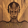 Metropolis - Square by Chuck Staley